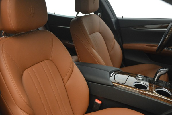 New 2020 Maserati Ghibli S Q4 for sale $87,835 at Maserati of Greenwich in Greenwich CT 06830 20
