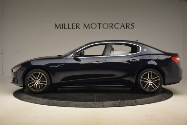 New 2020 Maserati Ghibli S Q4 for sale $87,835 at Maserati of Greenwich in Greenwich CT 06830 3