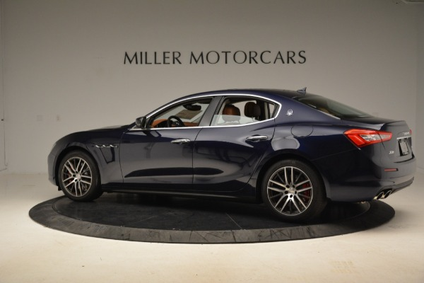 New 2020 Maserati Ghibli S Q4 for sale $87,835 at Maserati of Greenwich in Greenwich CT 06830 4