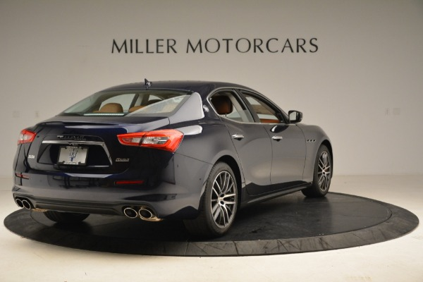 New 2020 Maserati Ghibli S Q4 for sale $87,835 at Maserati of Greenwich in Greenwich CT 06830 7
