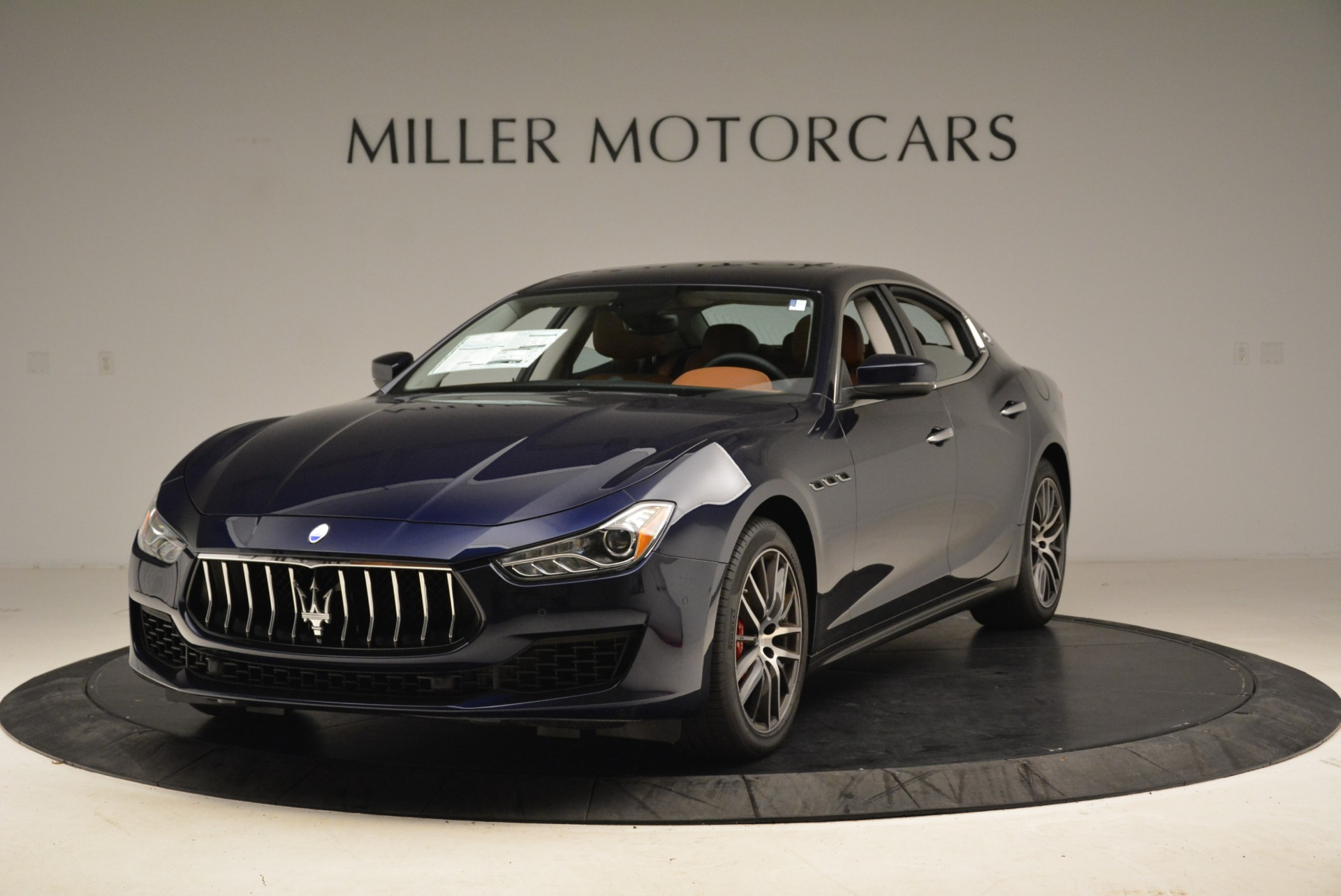 New 2020 Maserati Ghibli S Q4 for sale $87,835 at Maserati of Greenwich in Greenwich CT 06830 1