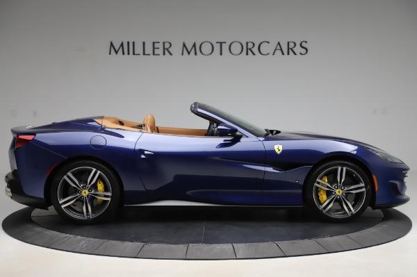Used 2019 Ferrari Portofino for sale Sold at Maserati of Greenwich in Greenwich CT 06830 9