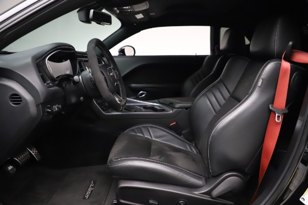 Used 2018 Dodge Challenger SRT Demon for sale Call for price at Maserati of Greenwich in Greenwich CT 06830 14