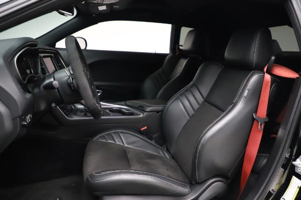 Used 2018 Dodge Challenger SRT Demon for sale Call for price at Maserati of Greenwich in Greenwich CT 06830 15