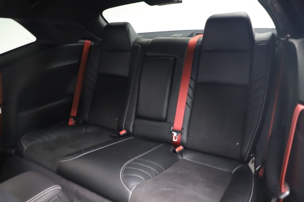 Used 2018 Dodge Challenger SRT Demon for sale Call for price at Maserati of Greenwich in Greenwich CT 06830 17