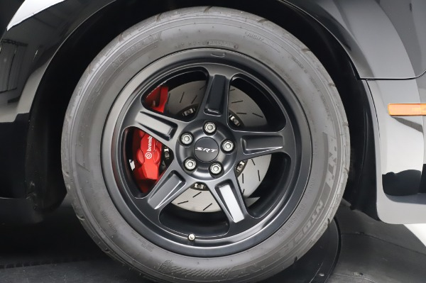 Used 2018 Dodge Challenger SRT Demon for sale Call for price at Maserati of Greenwich in Greenwich CT 06830 24