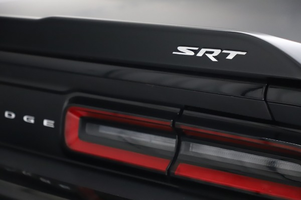 Used 2018 Dodge Challenger SRT Demon for sale Call for price at Maserati of Greenwich in Greenwich CT 06830 26