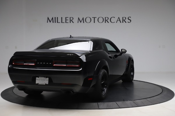 Used 2018 Dodge Challenger SRT Demon for sale Call for price at Maserati of Greenwich in Greenwich CT 06830 7