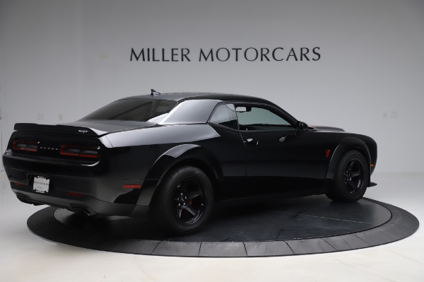 Used 2018 Dodge Challenger SRT Demon for sale Call for price at Maserati of Greenwich in Greenwich CT 06830 8