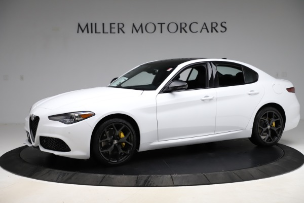 New 2020 Alfa Romeo Giulia Sport Q4 for sale $50,345 at Maserati of Greenwich in Greenwich CT 06830 2
