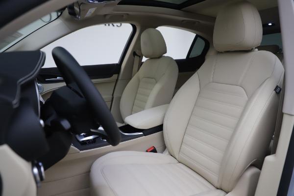 New 2020 Alfa Romeo Stelvio Ti Lusso Q4 for sale $55,045 at Maserati of Greenwich in Greenwich CT 06830 15
