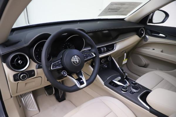 New 2020 Alfa Romeo Stelvio Ti Lusso Q4 for sale $55,045 at Maserati of Greenwich in Greenwich CT 06830 17