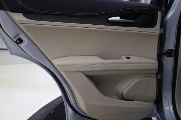 New 2020 Alfa Romeo Stelvio Ti Lusso Q4 for sale $55,045 at Maserati of Greenwich in Greenwich CT 06830 23
