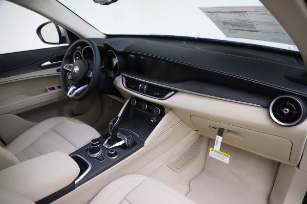 New 2020 Alfa Romeo Stelvio Ti Lusso Q4 for sale $55,045 at Maserati of Greenwich in Greenwich CT 06830 26