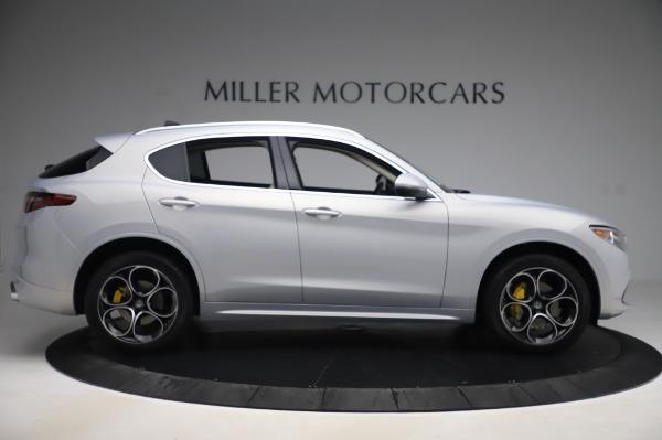 New 2020 Alfa Romeo Stelvio Ti Lusso Q4 for sale $55,045 at Maserati of Greenwich in Greenwich CT 06830 9