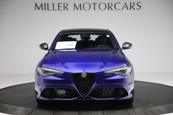 New 2020 Alfa Romeo Giulia Ti Sport Q4 for sale $47,995 at Maserati of Greenwich in Greenwich CT 06830 12