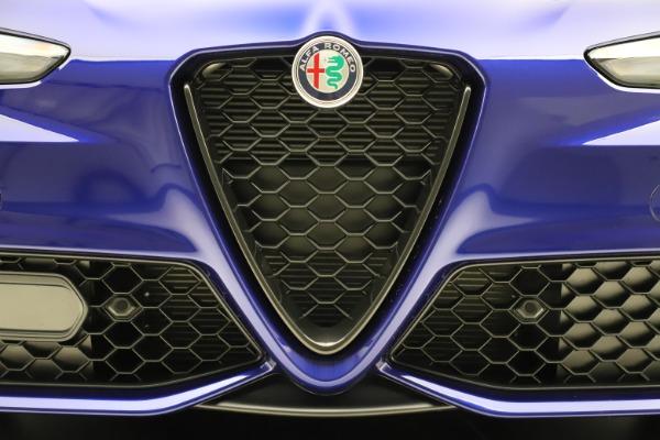 New 2020 Alfa Romeo Giulia Ti Sport Q4 for sale $47,995 at Maserati of Greenwich in Greenwich CT 06830 13