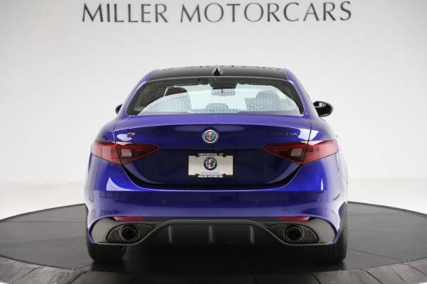 New 2020 Alfa Romeo Giulia Ti Sport Q4 for sale $47,995 at Maserati of Greenwich in Greenwich CT 06830 6