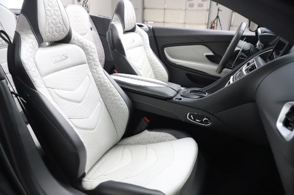 Used 2020 Aston Martin DBS Superleggera for sale $329,900 at Maserati of Greenwich in Greenwich CT 06830 23