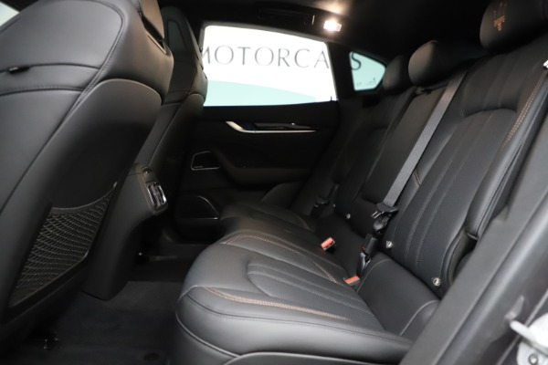 New 2020 Maserati Levante Q4 GranSport for sale Sold at Maserati of Greenwich in Greenwich CT 06830 18