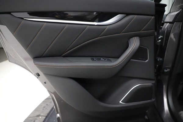 New 2020 Maserati Levante Q4 GranSport for sale Sold at Maserati of Greenwich in Greenwich CT 06830 20