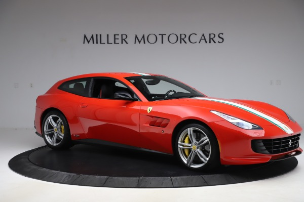 Used 2018 Ferrari GTC4Lusso for sale $319,900 at Maserati of Greenwich in Greenwich CT 06830 10