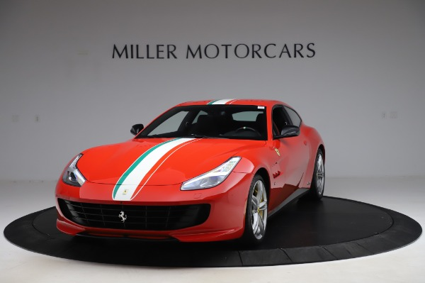 Used 2018 Ferrari GTC4Lusso for sale $319,900 at Maserati of Greenwich in Greenwich CT 06830 1