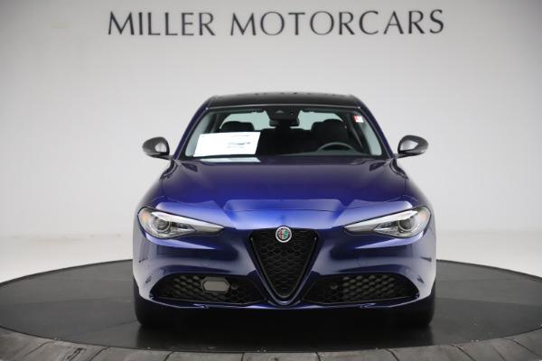 New 2020 Alfa Romeo Giulia Ti Q4 for sale $43,545 at Maserati of Greenwich in Greenwich CT 06830 12