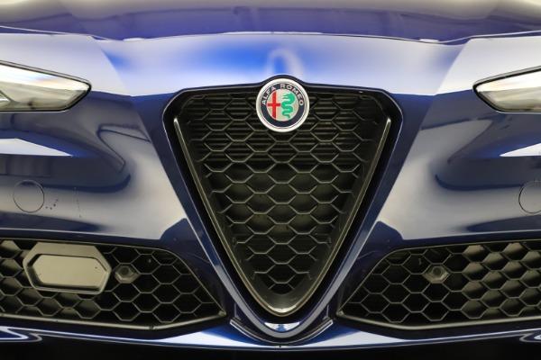 New 2020 Alfa Romeo Giulia Ti Q4 for sale $43,545 at Maserati of Greenwich in Greenwich CT 06830 27