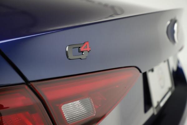 New 2020 Alfa Romeo Giulia Ti Q4 for sale $43,545 at Maserati of Greenwich in Greenwich CT 06830 28