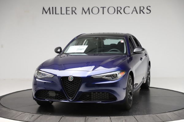 New 2020 Alfa Romeo Giulia Ti Q4 for sale $48,545 at Maserati of Greenwich in Greenwich CT 06830 1