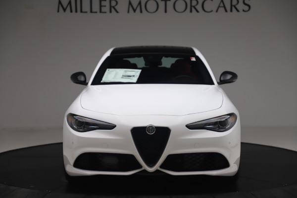 New 2020 Alfa Romeo Giulia Ti Sport Q4 for sale $46,495 at Maserati of Greenwich in Greenwich CT 06830 12