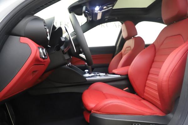 New 2020 Alfa Romeo Giulia Ti Sport Q4 for sale $46,495 at Maserati of Greenwich in Greenwich CT 06830 15