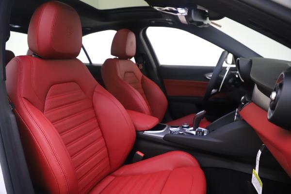 New 2020 Alfa Romeo Giulia Ti Sport Q4 for sale $46,495 at Maserati of Greenwich in Greenwich CT 06830 22