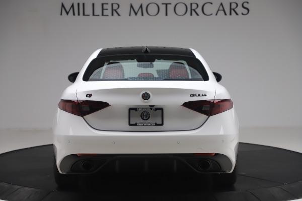 New 2020 Alfa Romeo Giulia Ti Sport Q4 for sale $46,495 at Maserati of Greenwich in Greenwich CT 06830 6
