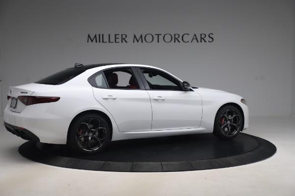 New 2020 Alfa Romeo Giulia Ti Sport Q4 for sale $46,495 at Maserati of Greenwich in Greenwich CT 06830 8