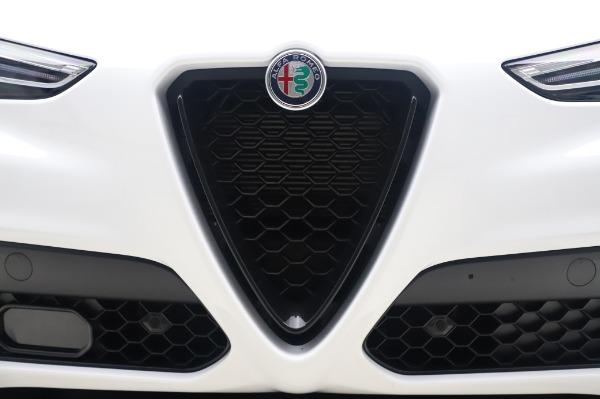 New 2020 Alfa Romeo Stelvio Ti Sport Q4 for sale $56,495 at Maserati of Greenwich in Greenwich CT 06830 13