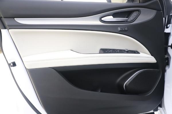 New 2020 Alfa Romeo Stelvio Ti Sport Q4 for sale $56,495 at Maserati of Greenwich in Greenwich CT 06830 18