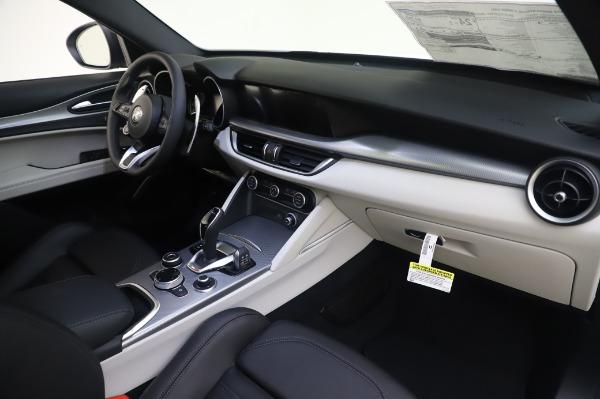 New 2020 Alfa Romeo Stelvio Ti Sport Q4 for sale $56,495 at Maserati of Greenwich in Greenwich CT 06830 25