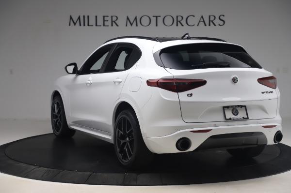 New 2020 Alfa Romeo Stelvio Ti Sport Q4 for sale $56,495 at Maserati of Greenwich in Greenwich CT 06830 5
