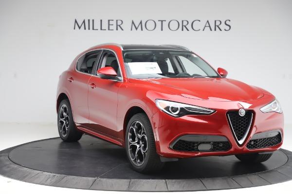 New 2020 Alfa Romeo Stelvio Ti Lusso Q4 for sale $56,495 at Maserati of Greenwich in Greenwich CT 06830 11