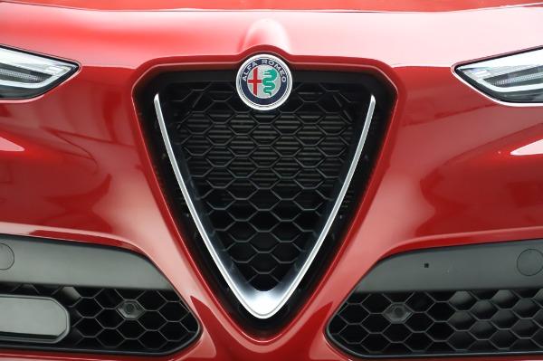 New 2020 Alfa Romeo Stelvio Ti Lusso Q4 for sale $56,495 at Maserati of Greenwich in Greenwich CT 06830 13