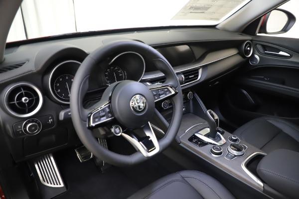 New 2020 Alfa Romeo Stelvio Ti Lusso Q4 for sale $56,495 at Maserati of Greenwich in Greenwich CT 06830 17
