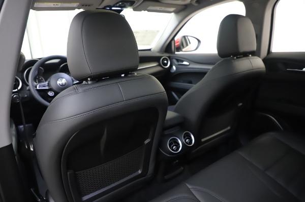 New 2020 Alfa Romeo Stelvio Ti Lusso Q4 for sale $56,495 at Maserati of Greenwich in Greenwich CT 06830 22