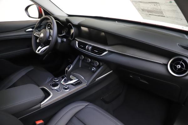 New 2020 Alfa Romeo Stelvio Ti Lusso Q4 for sale $56,495 at Maserati of Greenwich in Greenwich CT 06830 26