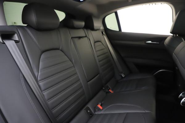 New 2020 Alfa Romeo Stelvio Ti Lusso Q4 for sale $56,495 at Maserati of Greenwich in Greenwich CT 06830 28