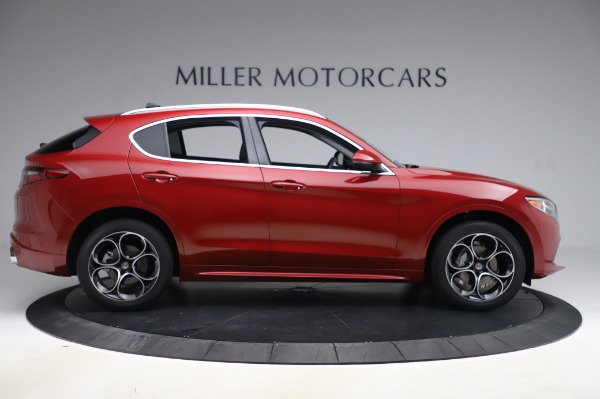 New 2020 Alfa Romeo Stelvio Ti Lusso Q4 for sale $56,495 at Maserati of Greenwich in Greenwich CT 06830 9