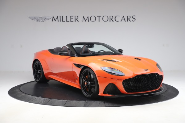 Used 2020 Aston Martin DBS Superleggera for sale $339,900 at Maserati of Greenwich in Greenwich CT 06830 10