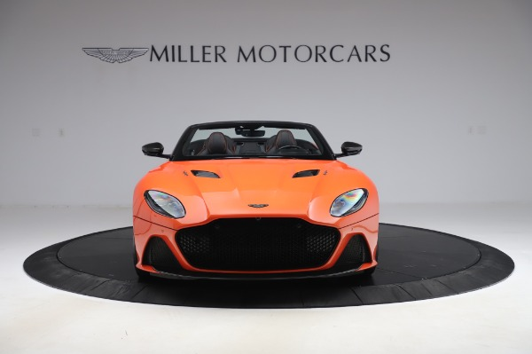 Used 2020 Aston Martin DBS Superleggera Volante for sale $339,800 at Maserati of Greenwich in Greenwich CT 06830 11