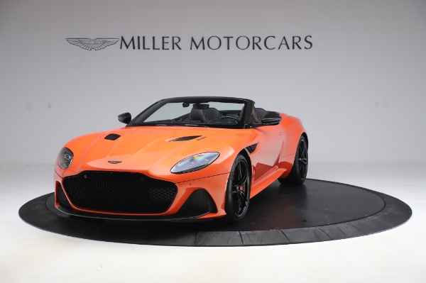 Used 2020 Aston Martin DBS Superleggera Volante for sale $339,800 at Maserati of Greenwich in Greenwich CT 06830 12